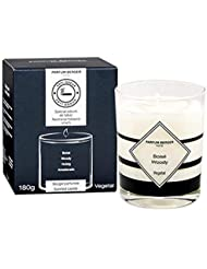 Parfum Berger/Lampe Berger Anti-Tobacco smell candle (10 x 10 x 10 cm, white glass