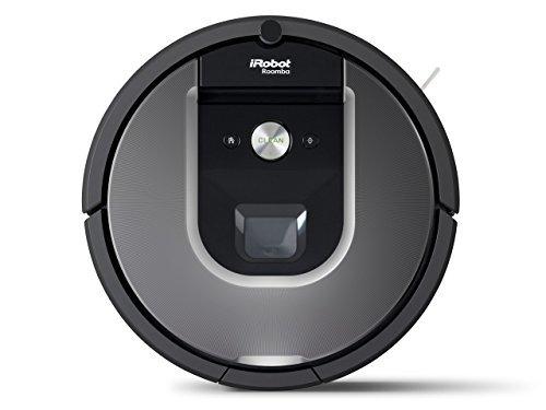 iRobot ロボットクリーナー ルンバ960 メッドシルバー...
