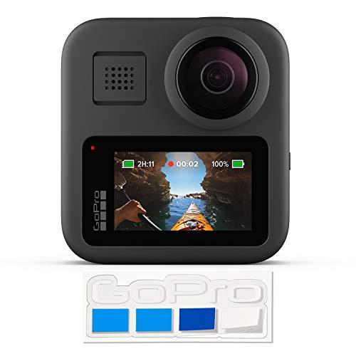 【GoPro公式限定】GoPro MAX CHDHZ-201-FW + 非売品ステッカー