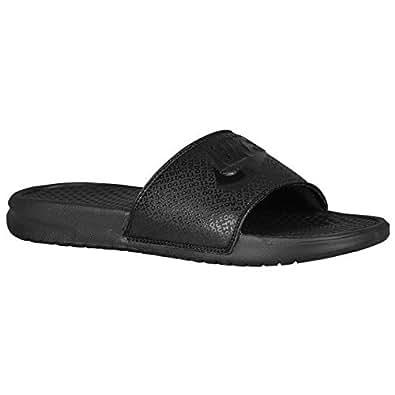 (ナイキ)Nike Product 05.0 BlackBlackBlack benassi ベナッシ jdi slide サンダル 靴 シューズ men's メンズ 男性用 - all black ブラック / black 【並行輸入品】