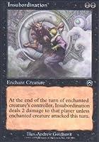 Magic: the Gathering - Insubordination - Mercadian Masques