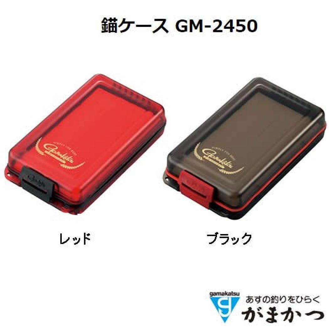 レルムベルト注釈を付けるがまかつ(Gamakatsu) 錨ケース GM2450 ブラック
