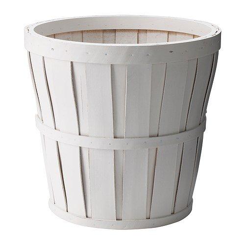 RoomClip商品情報 - ★KALASA / 鉢カバー / ホワイト[イケア]IKEA(30197123)