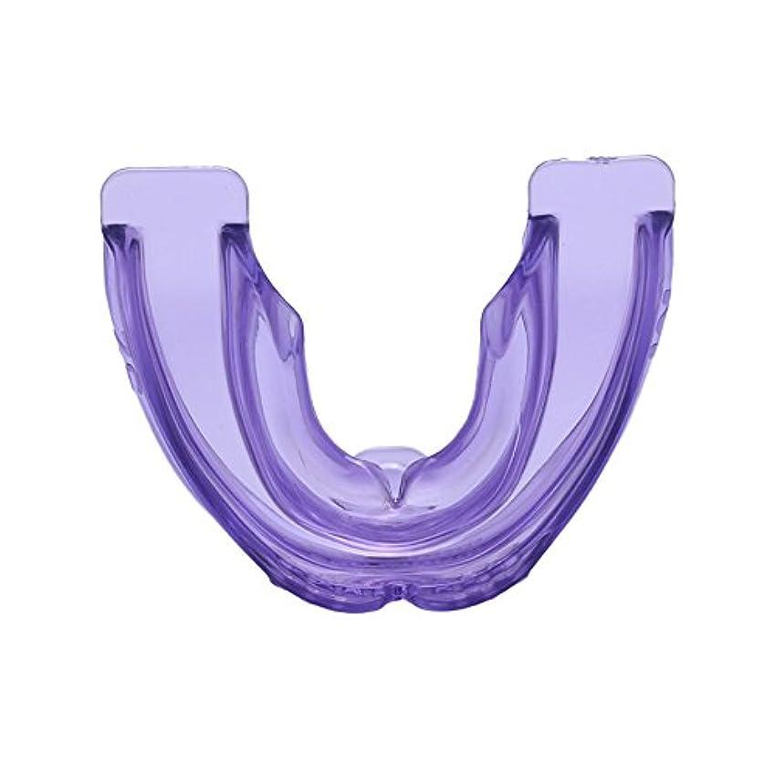 一月干し草太陽歯科矯正 歯科 矯正用固位器 直歯システム 使いやすい パープル