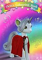 Elcie's Colouring Book