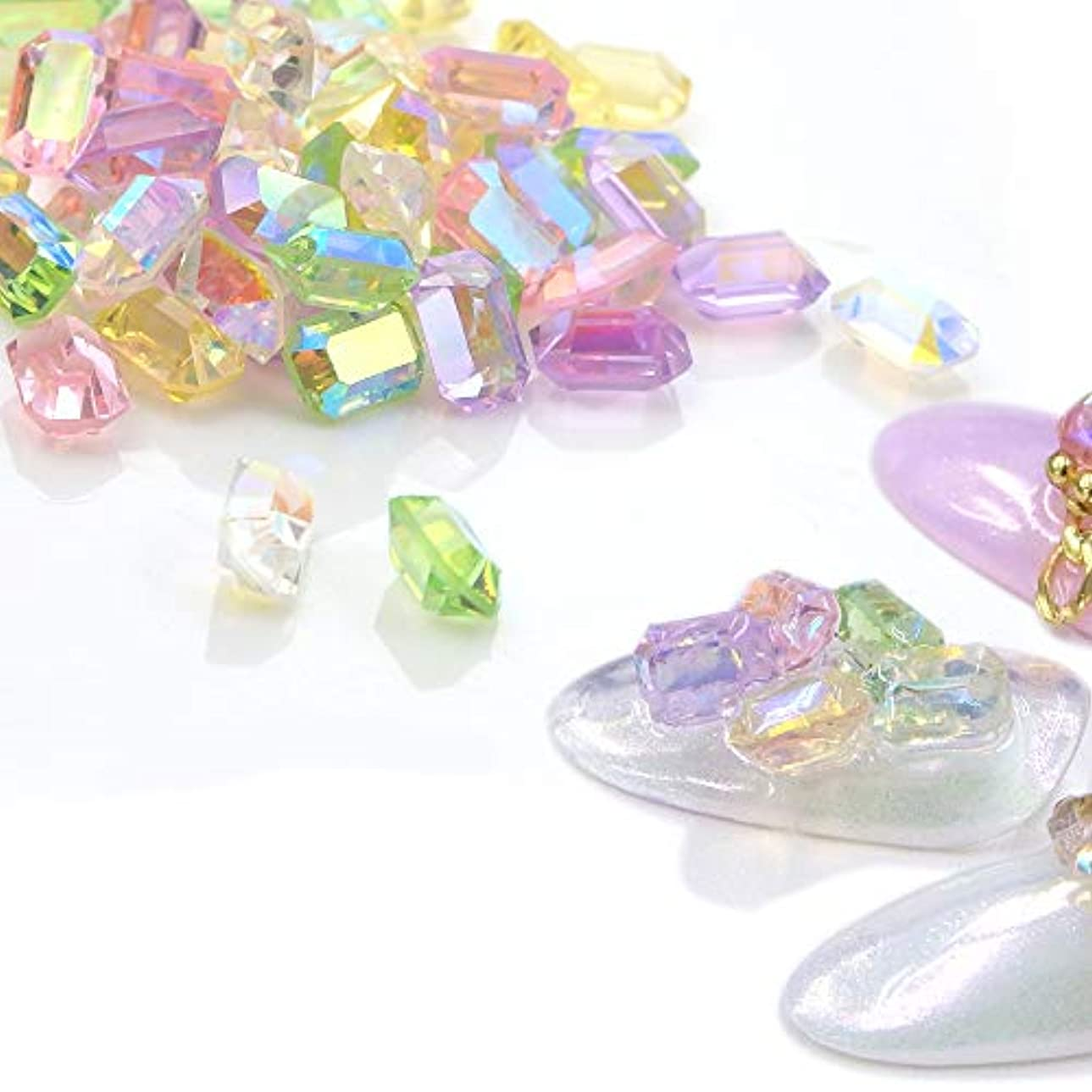 メリー偽物アジア人キャンディドロップカラーMIX 1袋 #2
