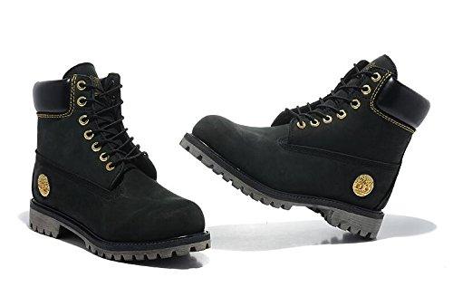 TIMBERLAND 6inch PREMIUM BOOTS WATERPROOF BLACK ティンバーランド メンズブーツ 6インチプレミアム ブラック  (27.0cm)