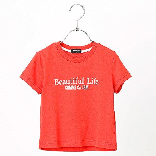 (コムサ イズム) COMME CA ISM ファミリーTシャツ 98-61TZ17-107 100cm オレンジ