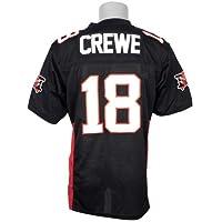 NFL The Longest Yard/Mean Machine Paul Crewe #18 映画ロンゲストヤード 劇中ユニフォーム (ブラック)