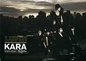 Kara 3rd Mini Album - Lupin(韓国盤)