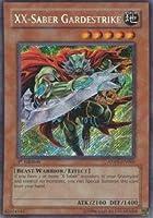 Yu-Gi-Oh! - XX-Saber Gardestrike (ANPR-EN000) - Ancient Prophecy - 1st Edition - Secret Rare