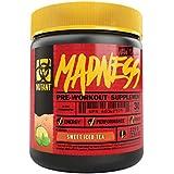 Mutant Madness Pre Workout Sweet Iced Tea Supplement 225 g,, Sweet Iced Tea 225 grams