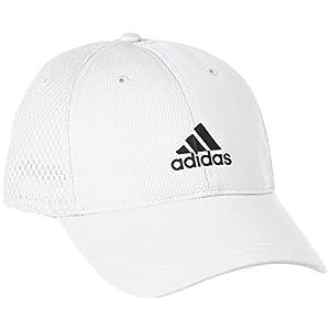 (アディダス) adidas トレーニングウェア メッシュキャップ DMD26 [ユニセックス] BR6224 ホワイト/ブラック OSFX