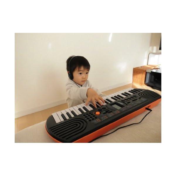 カシオ 電子キーボード・ピアノ用 ヘッドホン ...の紹介画像5
