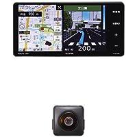 『デンソーテン販売 イクリプス(ECLIPSE) カーナビ ドラレコ内蔵 地図無料更新 7型ワイド AVN-D8W』と『ECLIPSE専用バックアイカメラ BEC113』の2点セット