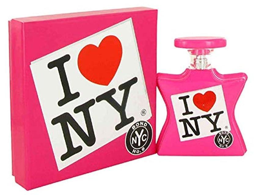 ドリンク電気のやむを得ないBOND No.9 I Love New York For Her 3.3 oz 100 ML EDP Spray