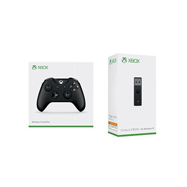 Xbox One ワイヤレス コントローラー (...の商品画像