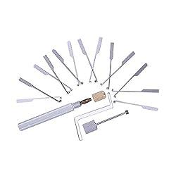 鍵屋のツール (15pcs Kabbahフック)