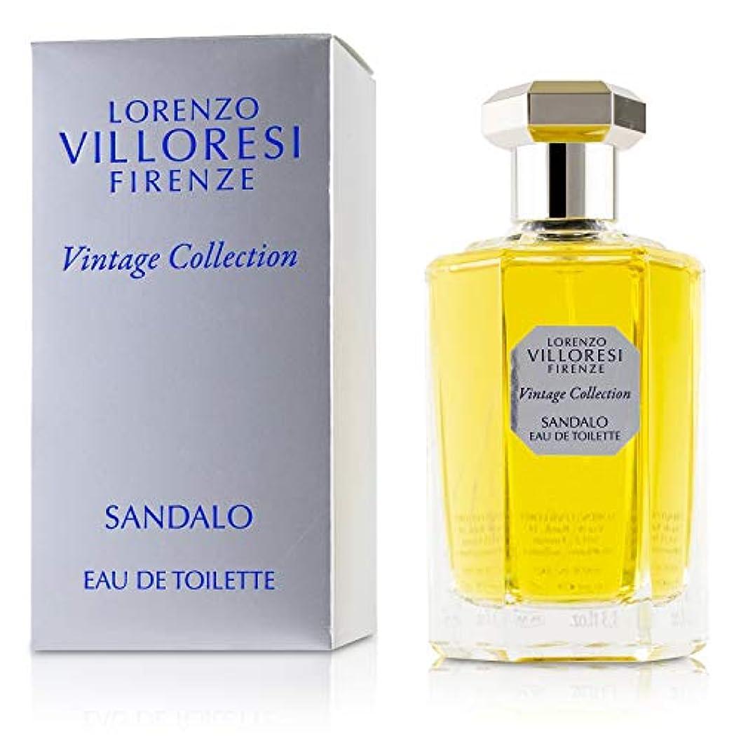 意外早める瞑想的Lorenzo Villoresi Firenze Sandalo by Lorenzo Villoresi Eau De Toilette Spray (Unisex) 3.3 oz / 100 ml (Women)