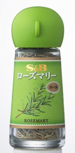 S&B ローズマリー(ホール) 5g