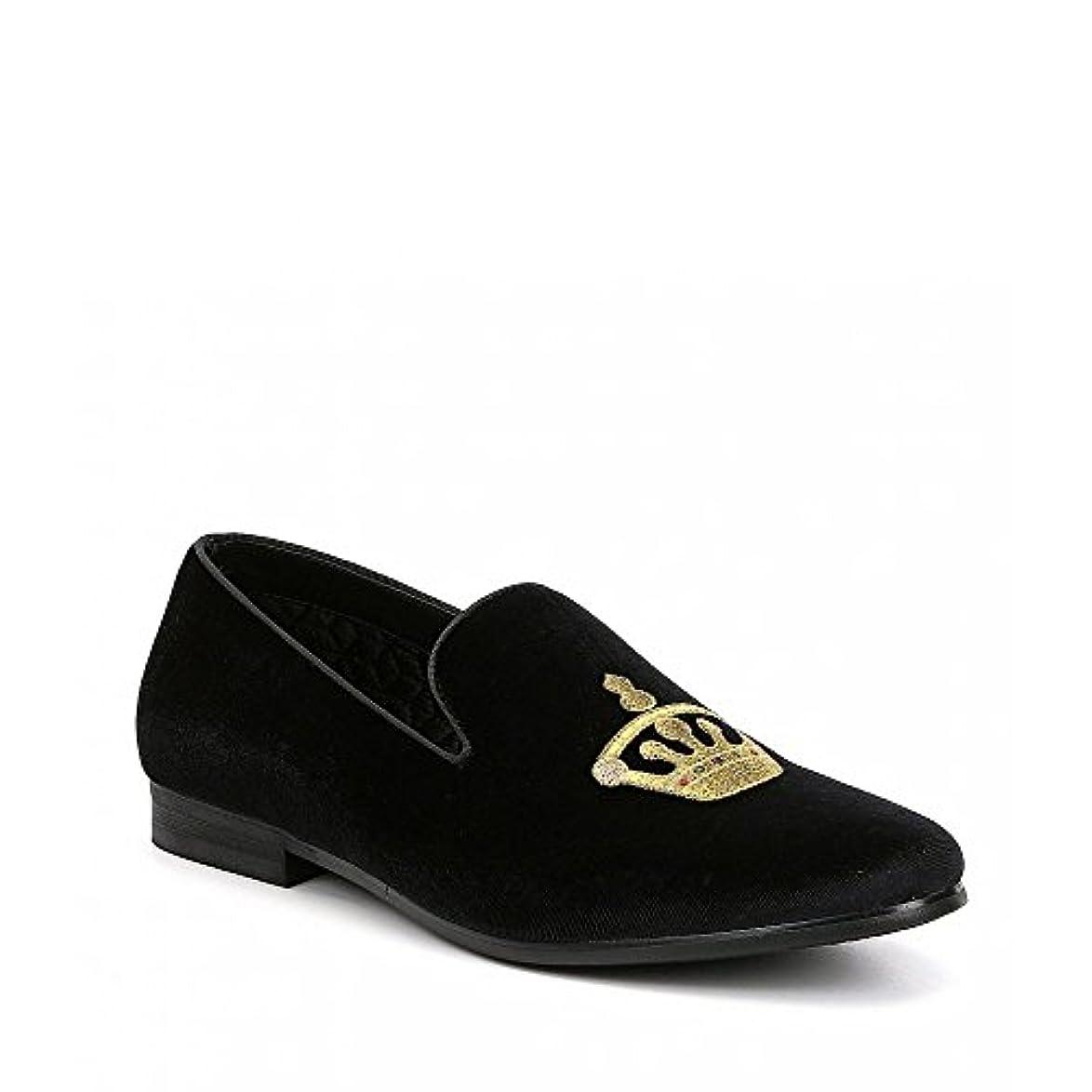 スコアベルベット実証する(スティーブ マデン) Steve Madden メンズ シューズ?靴 革靴?ビジネスシューズ Pinnacle Velvet Dress Shoes [並行輸入品]