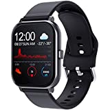 Carlson Raulen Pioneer New Series Smart Watch Fitness Activity Tracker Band Colored Display Waterproof Heart Rate Sensor Call & Notifications Alert Camera Control Features
