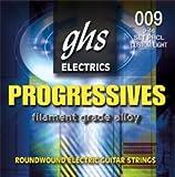 GHS PRXL 09-42 Progressives Series×12SET エレキギター弦