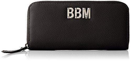 [ブラックバイマウジー] BLACK BY MOUSSY 「ノーヴァ」ラウンドファスナー型長財布
