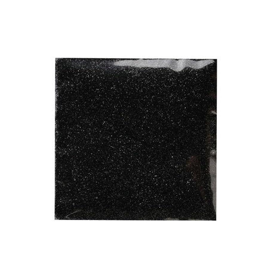 成り立つプーノにやにやピカエース ネイル用パウダー ピカエース ラメメタリック #507 ブラック 2g アート材