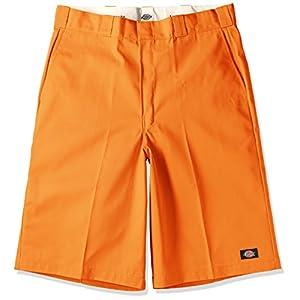 (ディッキーズ) Dickies 【公式】WD42283 13インチポケットワークショーツ 28 OR オレンジ