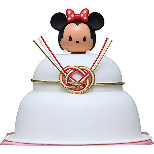 アイリスオーヤマ  【鏡餅】 ミニ鏡もち/ディズニー ツムツム ミニー