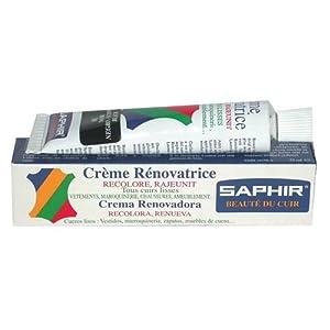 [サフィール] SAPHIR レノベイティングカラー補修クリーム 25ml 9550851 (シルバー)