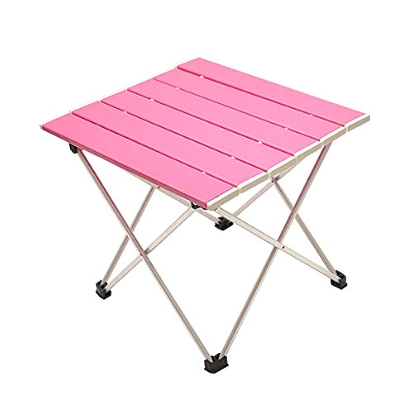 略語偶然所有者DC ポータブルキャンプテーブル ポータブルピクニックテーブル アルミテーブル 折りたたみテーブル 机 デスク