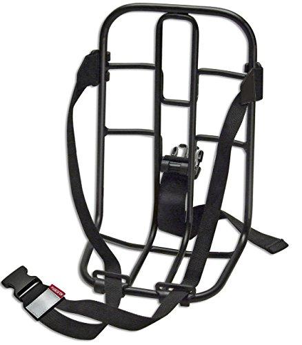 Klickfix Bike Bag Accessories Rixen Kaul Vario Rack Black