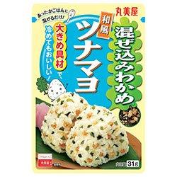 丸美屋 混ぜ込みわかめ 和風ツナマヨ 31g×10袋入×(2ケース)
