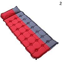 BETTER YOU (ベター ュー) エアーマット インフレータブル 高品質 軽量 寝袋マット キャンプ用 1人用 防水 アウトドアマット