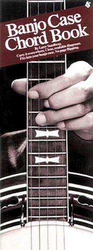 Banjo Case Chord Book