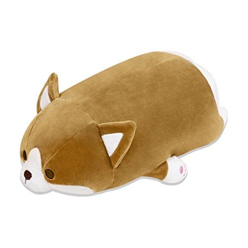 ぬいぐるみ 犬 コーギー キャラクター 抱き枕 プレゼント ...