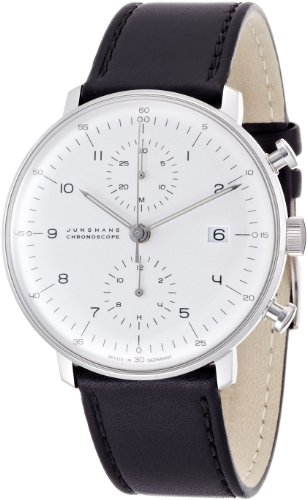 [ユンハンス] 腕時計 027 4800 00 正規輸入品 ブラック