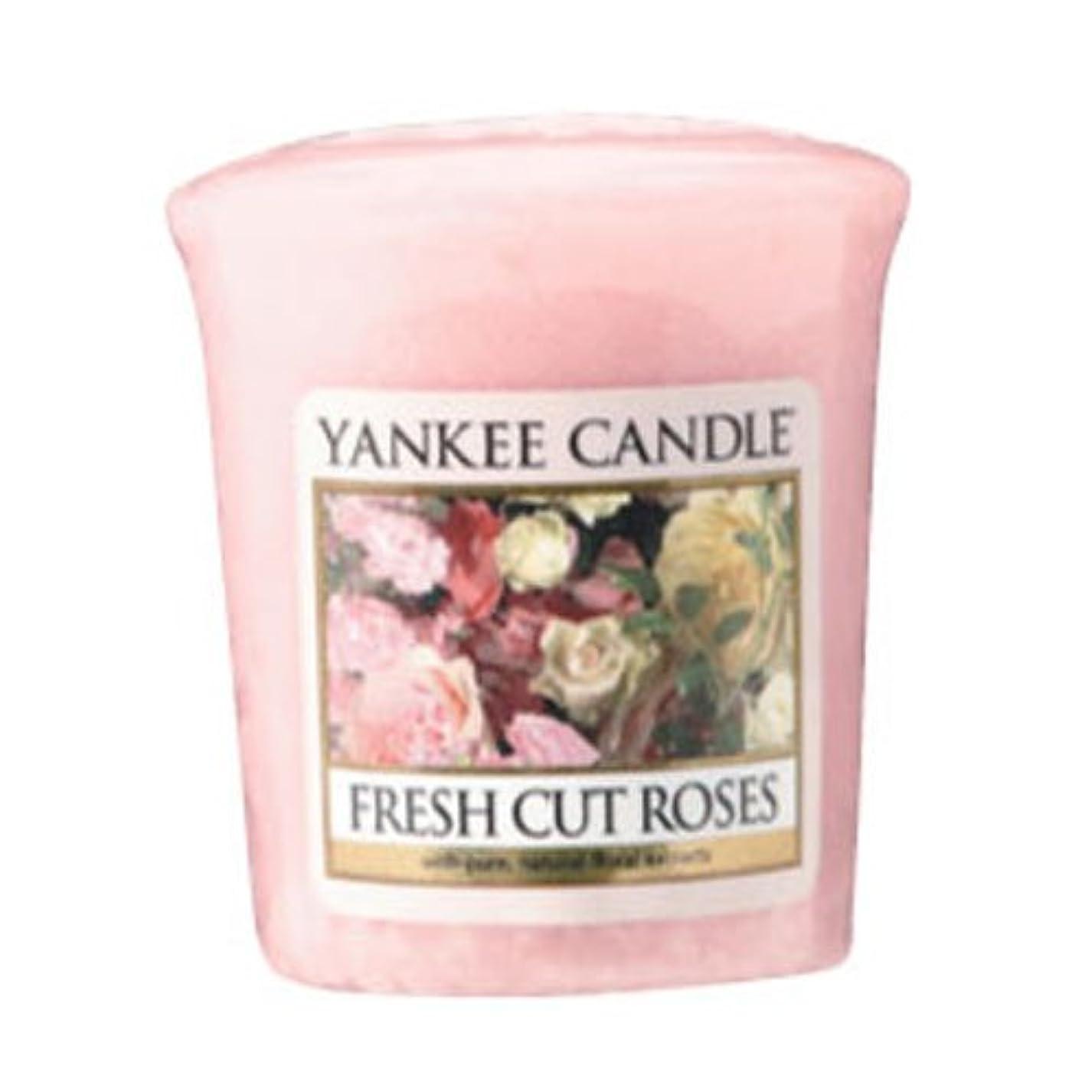 スティーブンソン一握り妊娠した[ヤンキーキャンドル] YANKEE CANDLE 正規販売店 YCサンプラー FCローズ (YK0010503 4901435938196)