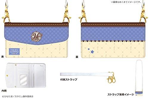 スタミュ 02チーム柊 バッグ型スマホケース for iPhone6/6sの詳細を見る