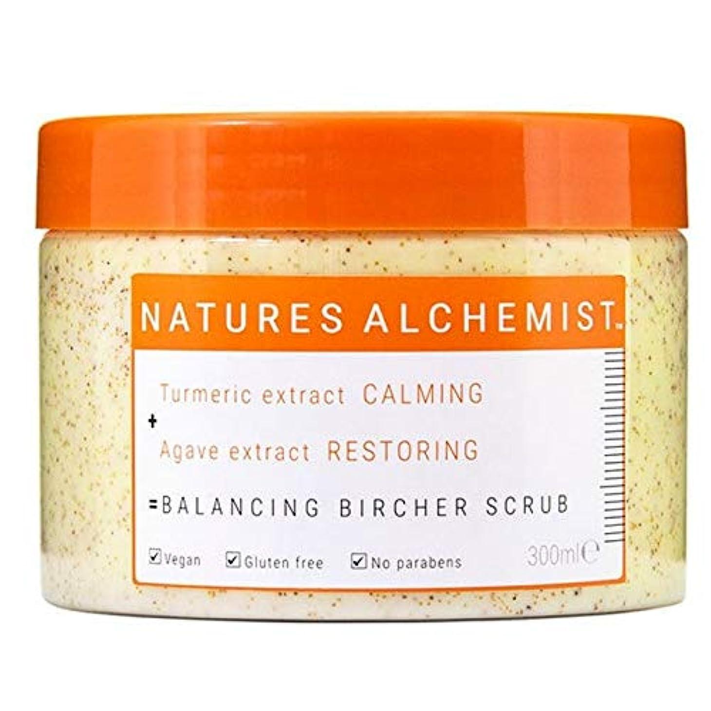 [Natures Alchemist ] 性質はBircherスクラブのバランスをとる錬金術師 - Natures Alchemist Balancing Bircher Scrub [並行輸入品]