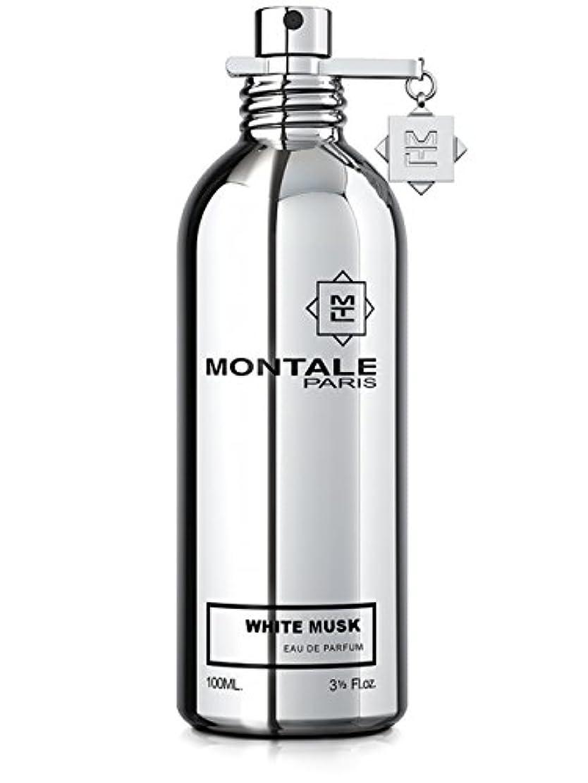 骨折ファンネルウェブスパイダー征服モンタル ホワイト ムスク オードパルファン 100ml(Montale White Musk EDP 100ml)[海外直送品] [並行輸入品]
