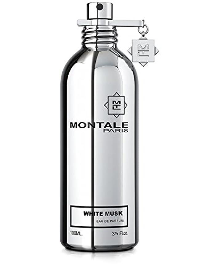 コミュニケーション慈善プラスモンタル ホワイト ムスク オードパルファン 100ml(Montale White Musk EDP 100ml)[海外直送品] [並行輸入品]