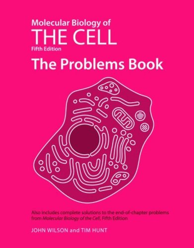 Molecular Biology of the Cell 5E - The Problems Bookの詳細を見る