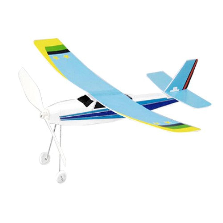 WeGlow International Deluxe Propeller Driven Airplane, Set of 2 by Virginia Toy [並行輸入品]
