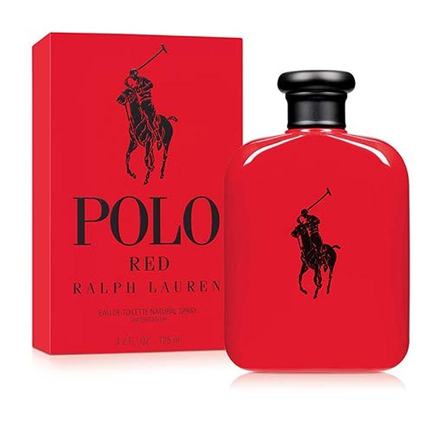 閉じ込める報奨金農村Ralph Lauren - 125ミリリットルVAPO POLO RED EDT - 【並行輸入品】