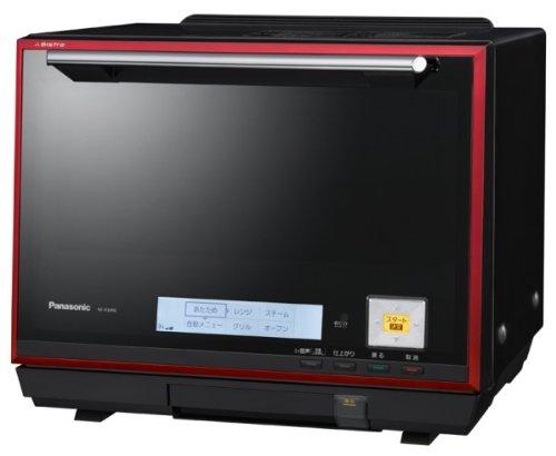Panasonic スチームオーブンレンジ ルージュブラック NE-R3400-RK