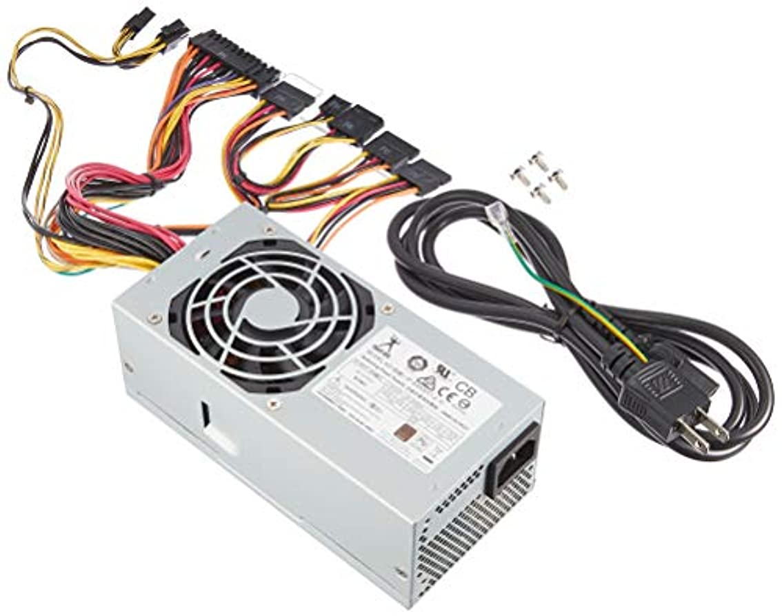 ヒステリック怒っている一杯UAC IP-S300EF7-2-H 電源ユニット TFX/ 300W/ 80PLUS Bronze/ ActivePFC/ Haswell対応 IP-S300EF7-2-H