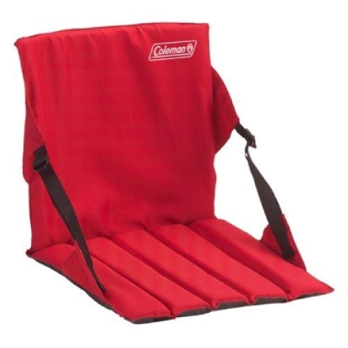 略語雇った変わるColeman Chair Stadium Seat Red 2000020265 [並行輸入品]